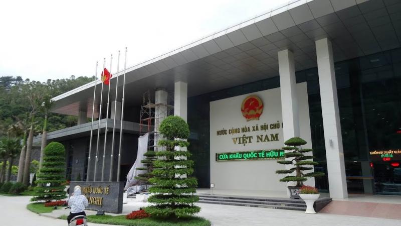 Danh sách cửa khẩu quốc tế Việt Nam