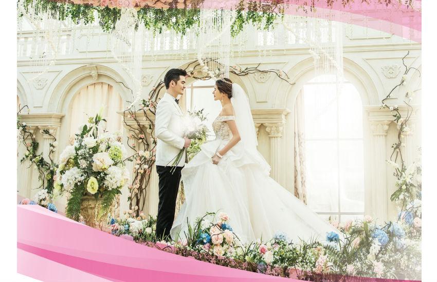 Triển lãm áo cưới thiết bị chụp ảnh cưới China Wedding Expo